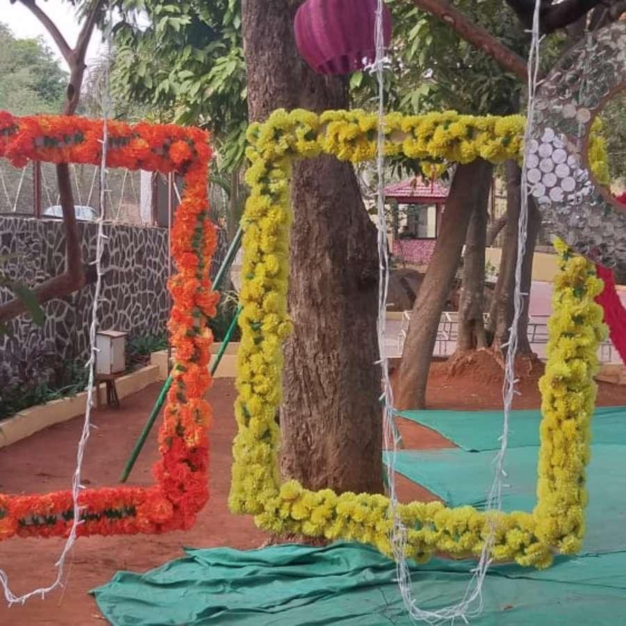alt-text Weddings in Khandala Zara s Resort Khandala 56