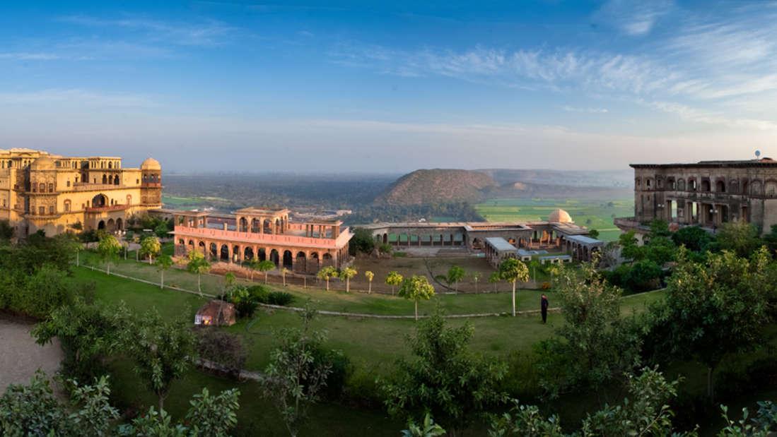 Exterior Hotel_Tijara Fort Palace_Heritage Hotel In Rajasthan 8