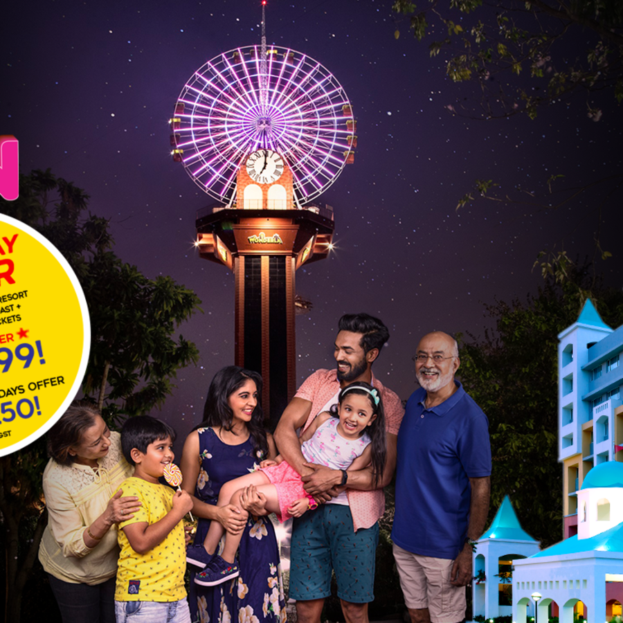 alt-text Wonderla Play Stay Offer
