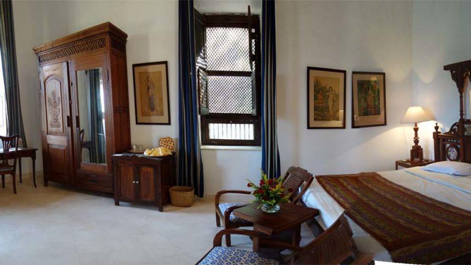 Neemrana Fort-Palace - 15th C, Delhi-Jaipur Highway Neemrana Rambha Mahal Hotel Neemrana Fort Palace Neemrana Rajasthan