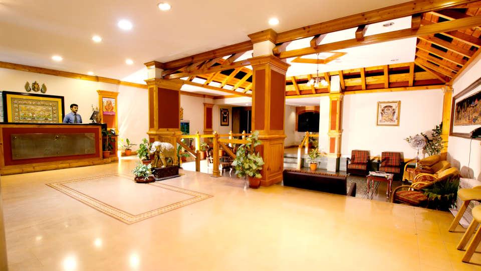 Hotel Royale Heritage, Mysore Mysore Lobby Hotel Royale Heritage Mysore 2