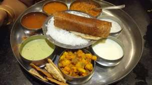 Royal Serenity Hotels, Bangalore  South Indian Thali at Mavalli Tiffin Room Bangalore
