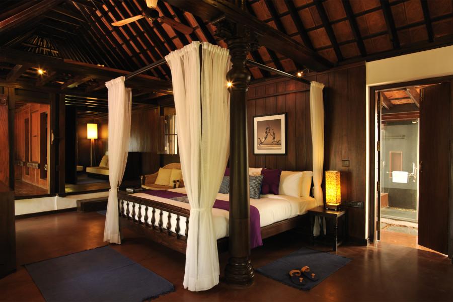 alt-text Heritage Premium at Niraamaya Surya Samudra Resorts in Kovalam 2