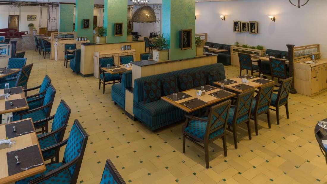 Patio Hotel Kanha Shyam Prayagraj 3