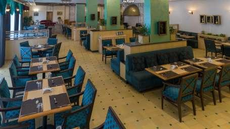 Patio Hotel Kanha Shyam Prayagraj