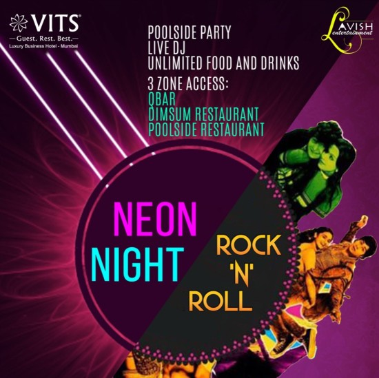 VITS Mumbai New Year PARTY CREATIVE - Regular Guests