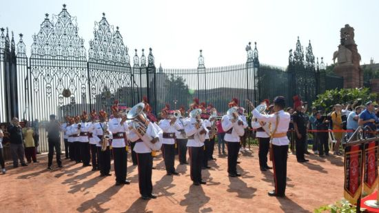 Changing of Guard ceremony
