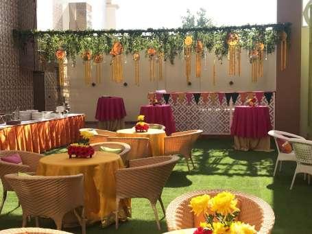 Urvi Banquet Hall 5 Udman Hotels Resort Delhi Hotel near Airport