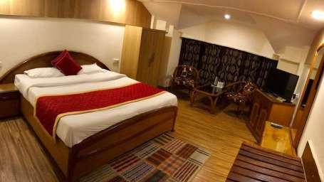 Hotel Samson, Patnitop Patnitop Deluxe Room Hotel Samson Patnitop