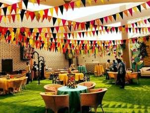Urvi Banquet Hall Udman Hotels Resort Delhi Hotel near Airport