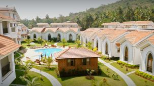 Casa Legend Villa & Serviced Apartments, Goa Goa riv1