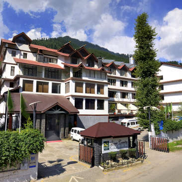 Quality Inn & Suites River Country Resort  Manali Facade Quality Inn Suites River Country Resort Manali 1