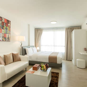 First Choice Suites By The Sea Hua Hin Studio Rooms First Choice Suites By The Sea Hua Hin Thailand 4