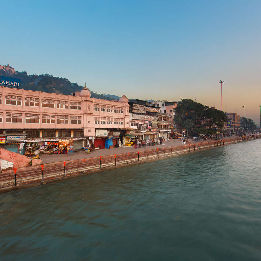 alt-text Ganga Lahari Hotel, Haridwar Haridwar Overview The Ganga Lahari Hotel