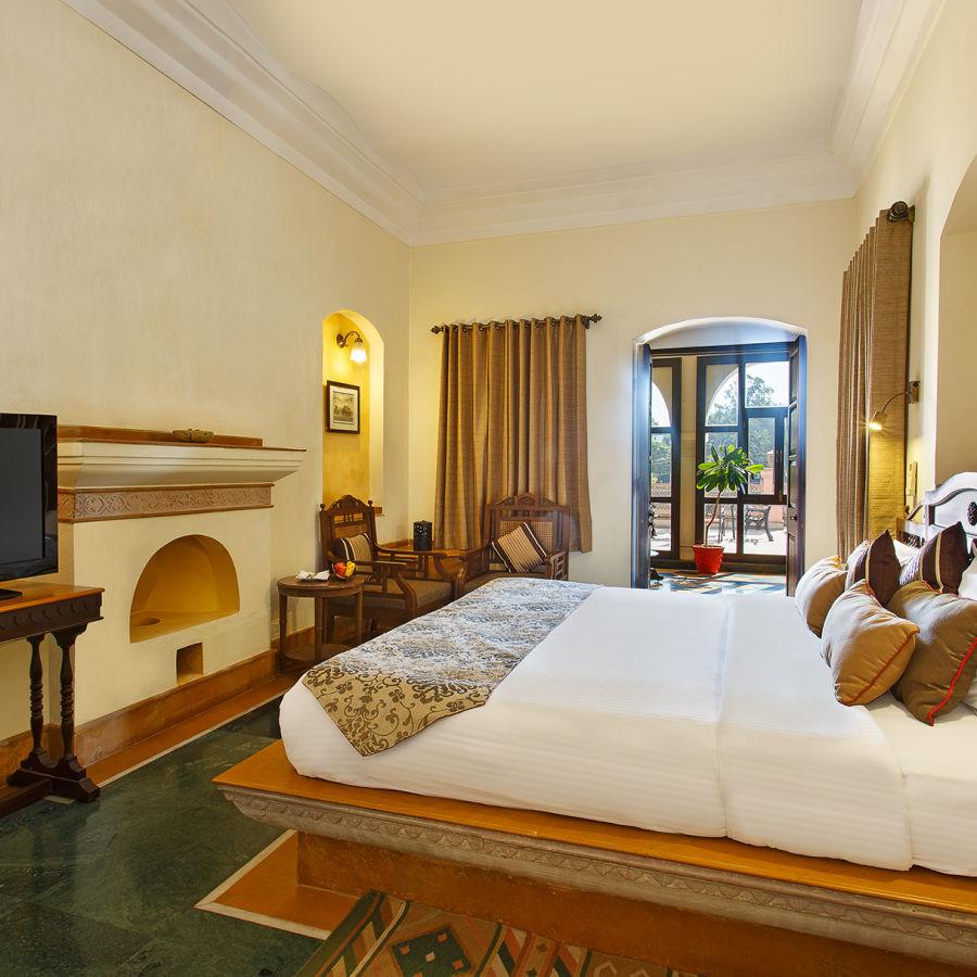 alt-text The Haveli Hari Ganga Hotel, Haridwar Haridwar  MG 4500