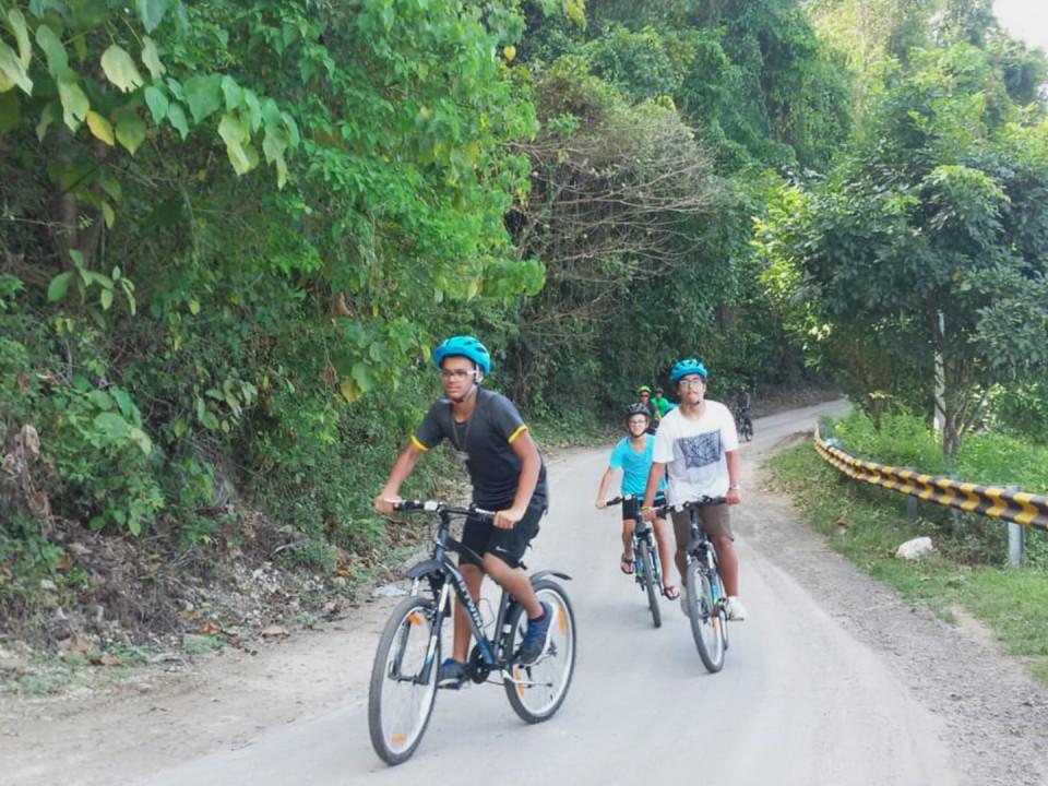 Trail biking at Havelock, Barefoot at Havelock, Resorts in Havelock, Luxury Resorts in Havelock