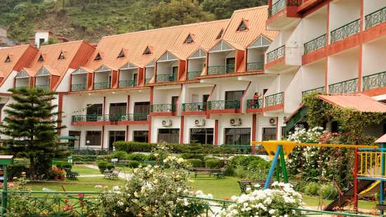 Facade 6, The Piccadily Kasauli, Kasauli Best Hotel