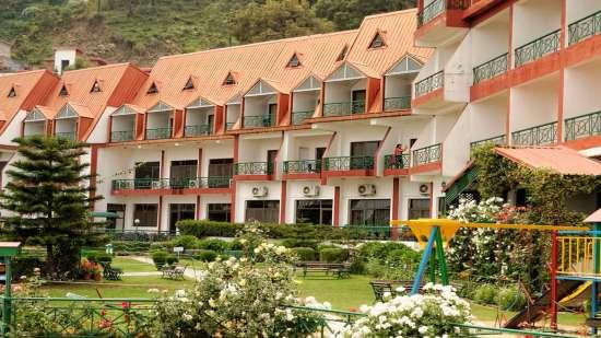 Facade 6, The Piccadily Kasauli, Kasauli Best Hotel