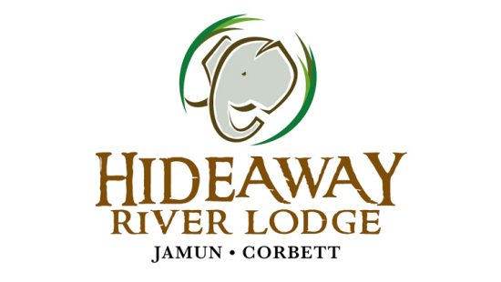 The Hideaway River Lodge - Corbett Resort Corbett Hideaway River Lodge Logo
