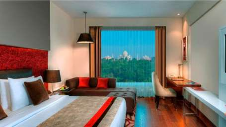 Premium Rooms Taj Facing Crystal Sarovar Premiere Agra