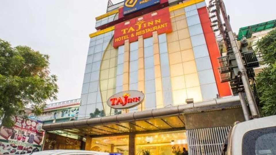 Facade Hotel Taj Inn Agra