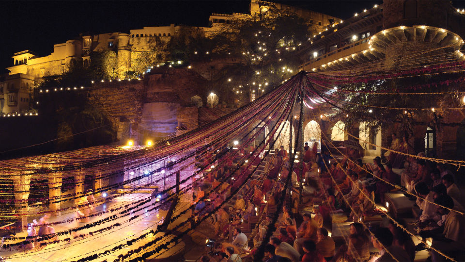 Wedding, Neemrana Fort-Palace, Events near Delhi 1