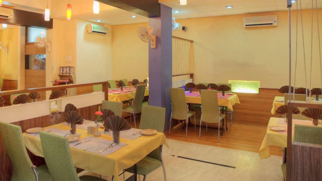 VITS Hotel, Nashik Maharashtra AC Sapphire Restaurant 1 VITS Hotel Nashik