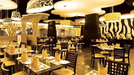 Bangalore Resort Bangalore Resort - Restaurant - Woods