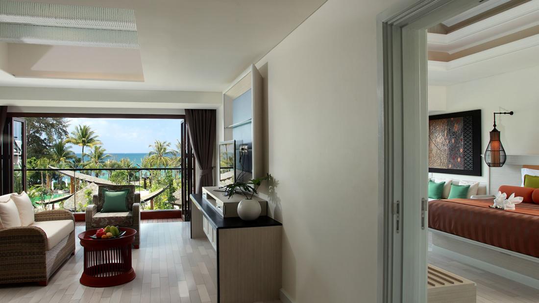 Deluxe Suite, Natai Beach Resort & Spa