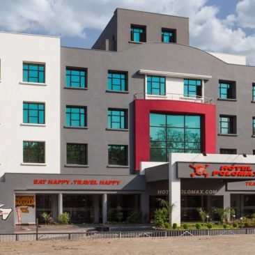 Hotel Polo Max Jabalpur xurasz