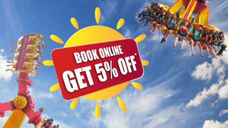 Wonderla 5 Off Online Booking