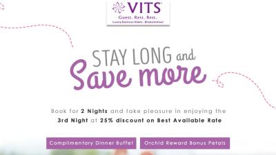 Stay long save More at VITS Bhubaneswar