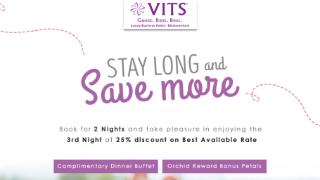 Stay long save More at VITS Bhubaneswar