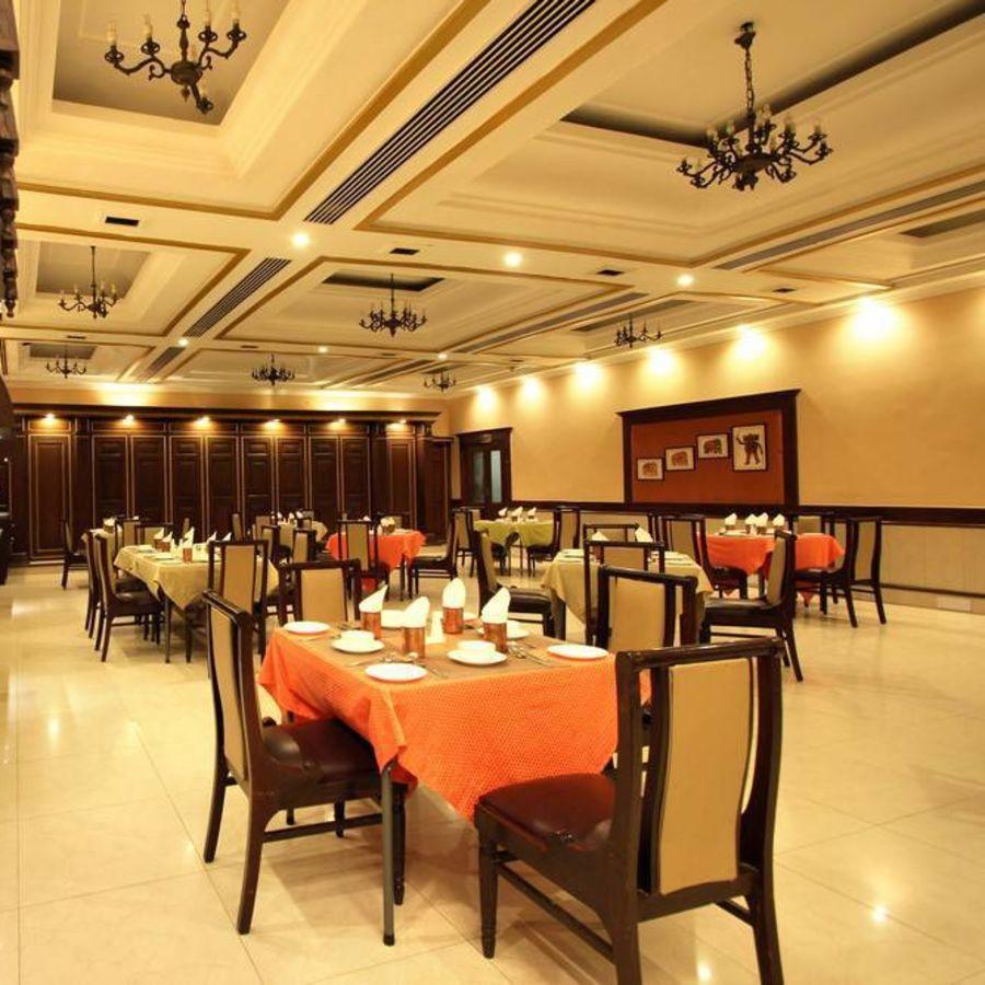 alt-text Taj Mahal Hotel Abids Hyderabad Dakshina Mandapa 05