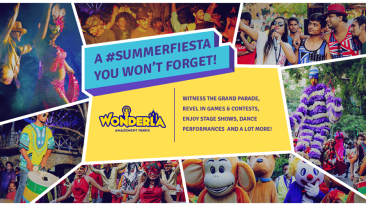Wonderla Amusement Parks & Resort  new banner
