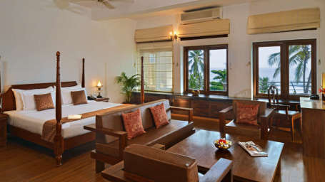 Sea View Rooms in Kovalam, Kovalam Beach rooms, Kovalam Turtle, Annexe