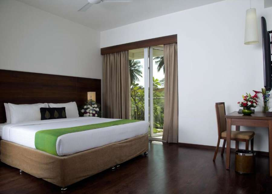 alt-text Garden View Rooms, Stay Near Lalbagh, Temple Tree Hotel 2