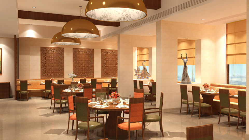All Day Dining Singhania Sarovar Portico Raipur