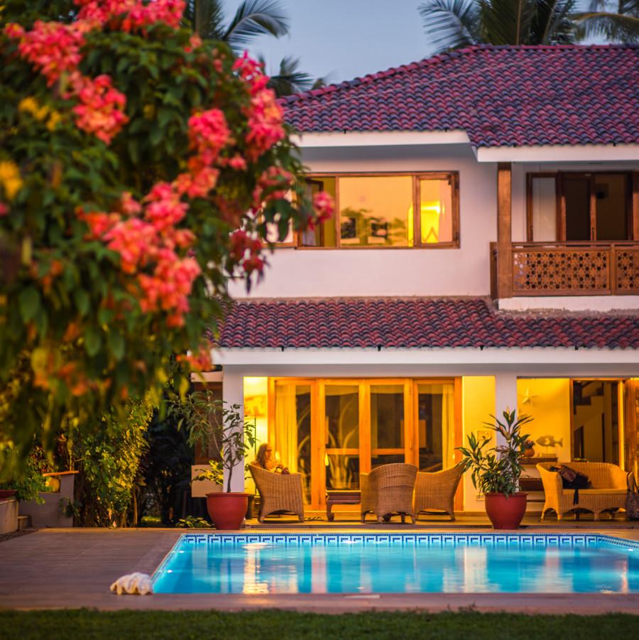 alt-text Hamsa Villas Goa , Best Dining in Goa 4