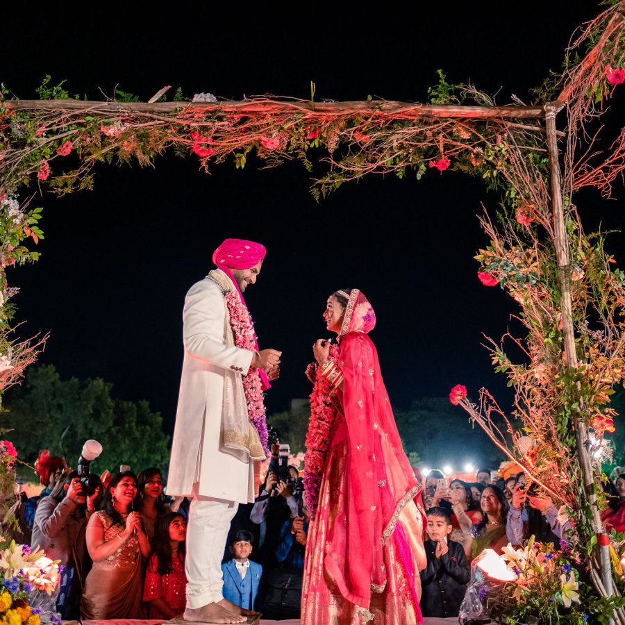 Destination Weddings in Goa and Manesar, Heritage Village Resorts and Spa 5