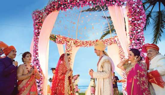 Destination weddings in Goa