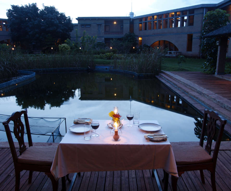 Romantic Evening at Our Native Village - resorts in bangalore 131