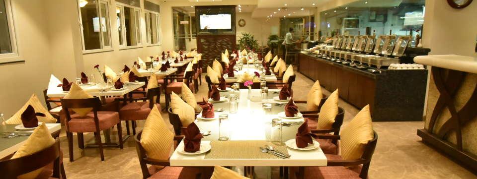 Restaurant Resort De Coracao Goa 5