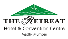 Transparent Logo of The Retreat Hotel and Convention Centre Madh Island Mumbai