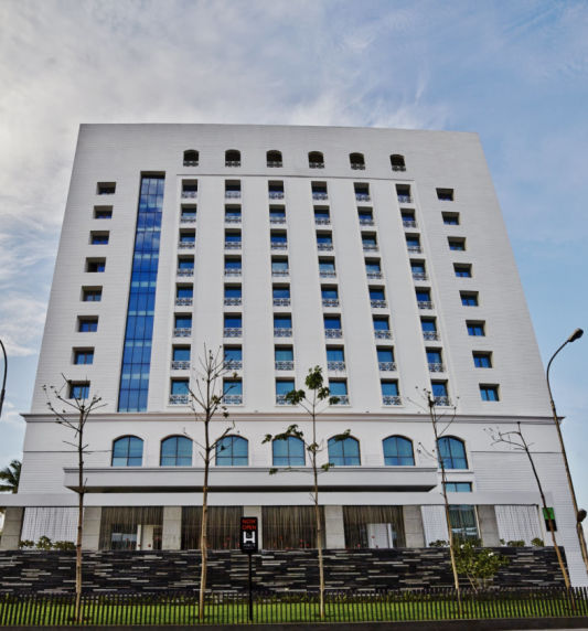 Facade Hablis Hotel - luxury business hotel near Chennai Airport 8