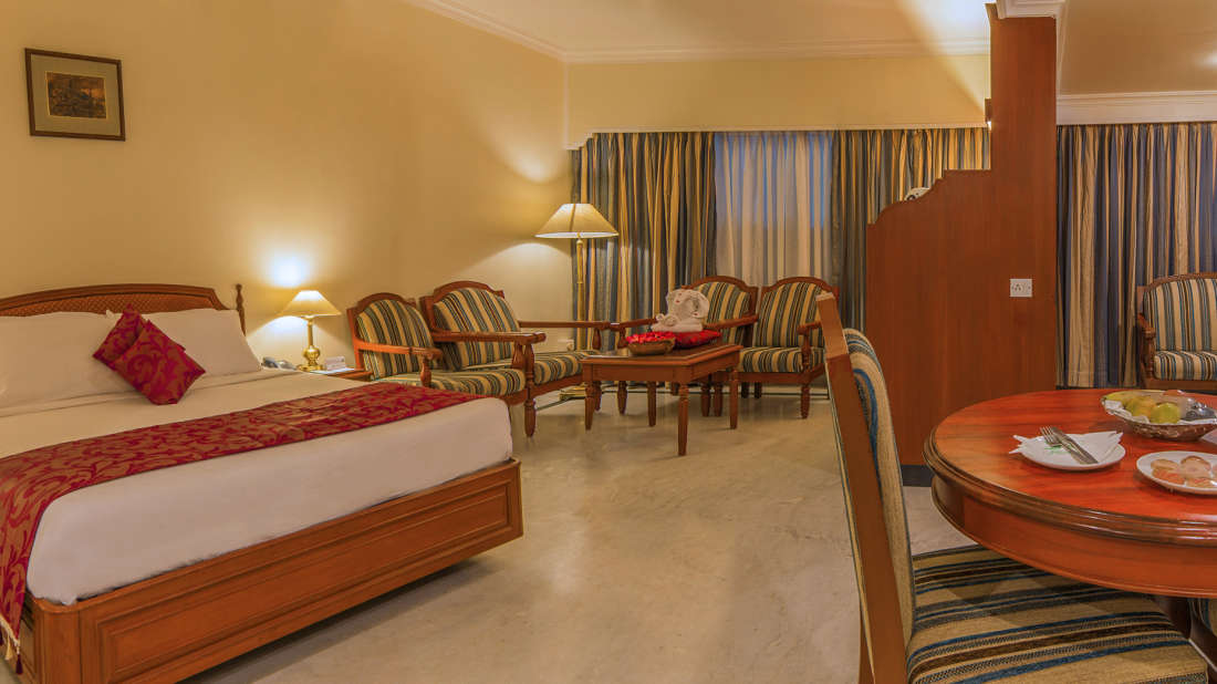 Hotel Annamalai International, Pondicherry Pondicherry King Suite 2 Hotel Annamalai International Pondicherry