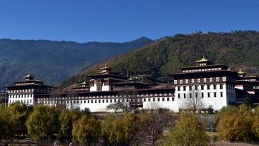 Tashichho Dzong bhutan hotel kisa hotel