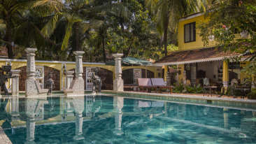 Neemrana Hotels  Ishavilas - 21st C Siolim