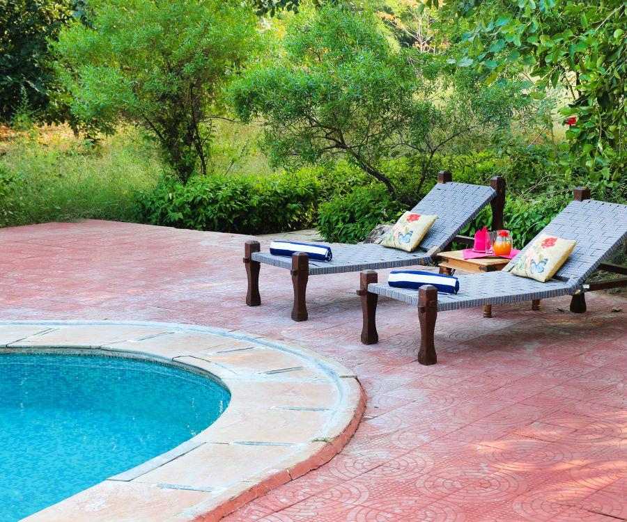 alt-text Best Resort in Bandhavgarh National Park, Rosa Bandhavgarh, Facilities