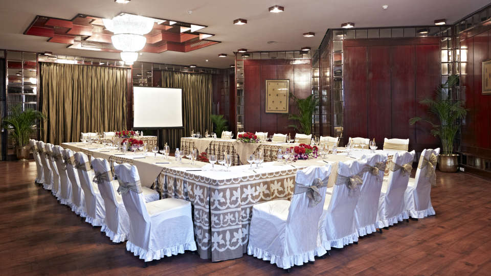 Kanchan Banquet Hall Hotel Clarks Amer Jaipur - Meeting Hall in Jaipur